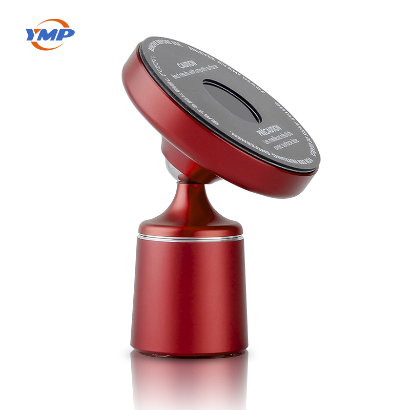 YMP-C6S-2 in 1 Wireless Charging Mount (air vent+dashboard function)