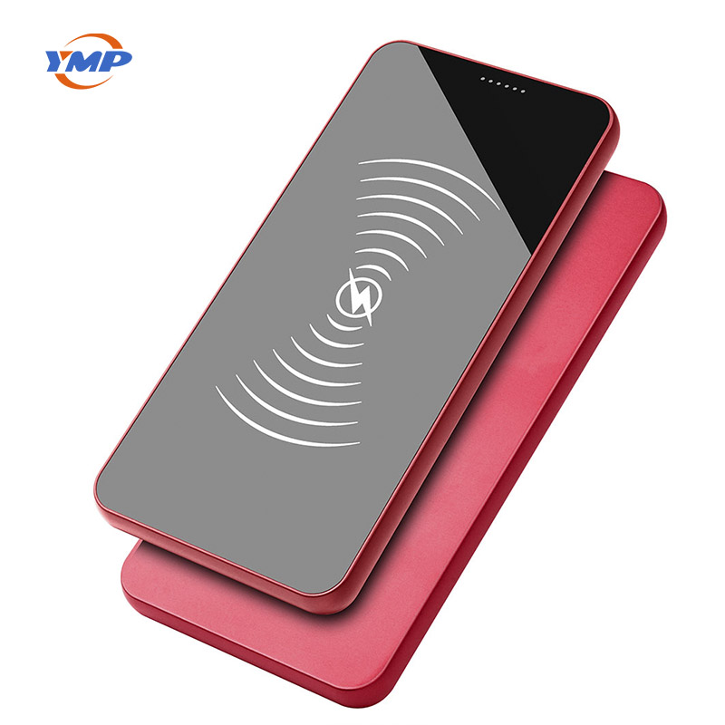 YMP QI Fast Wireless Charger Bank Y2