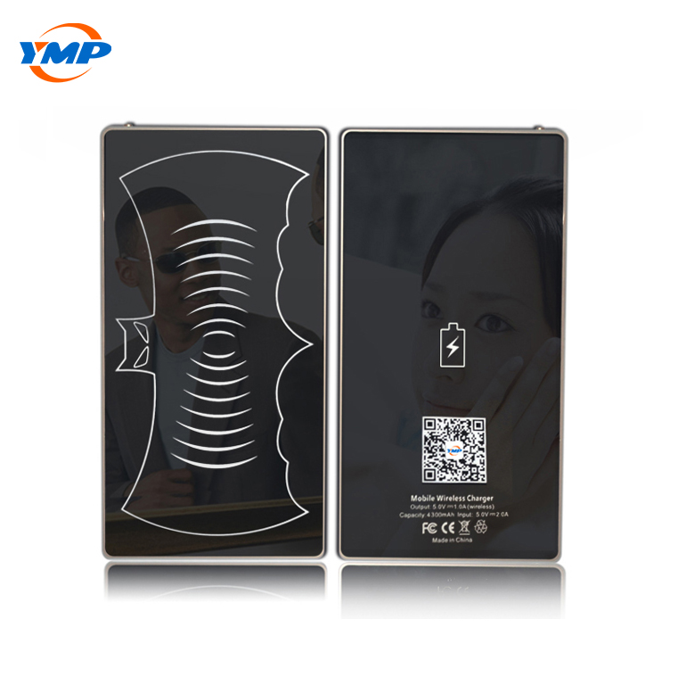 YMP QI Wireless Charger Bank Y1S