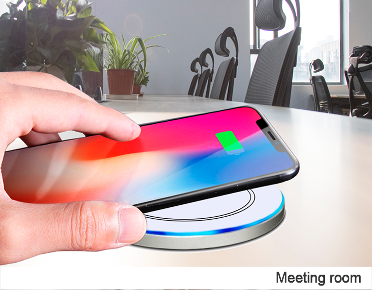 round-metal-QI-desktop-wireless-charger-13