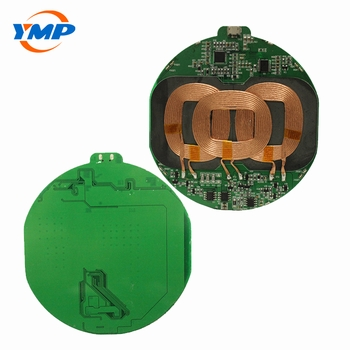 Wireless Charger 3 Coils 5V-1A Transmitter PCBA Patch
