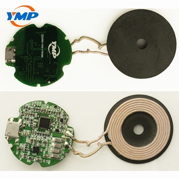 Wireless Charger Single Coil 5V-1A Transmitter PCBA Patch