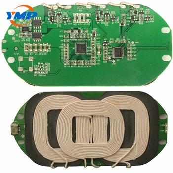Wireless Charger PCBA Custom Patch 3 Coils 5V-1A Transmitter