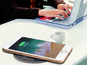 Wireless Charging Can Make the Office