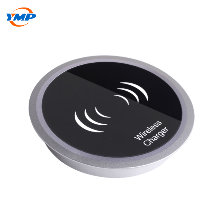 QI Desktop Wireless Charger YMP-T3